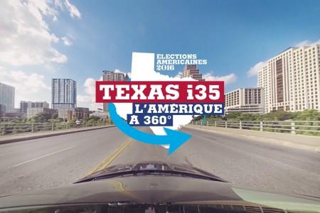 Élections Américaines 2016 : Texas i35 – l'Amérique à 360° | France 24