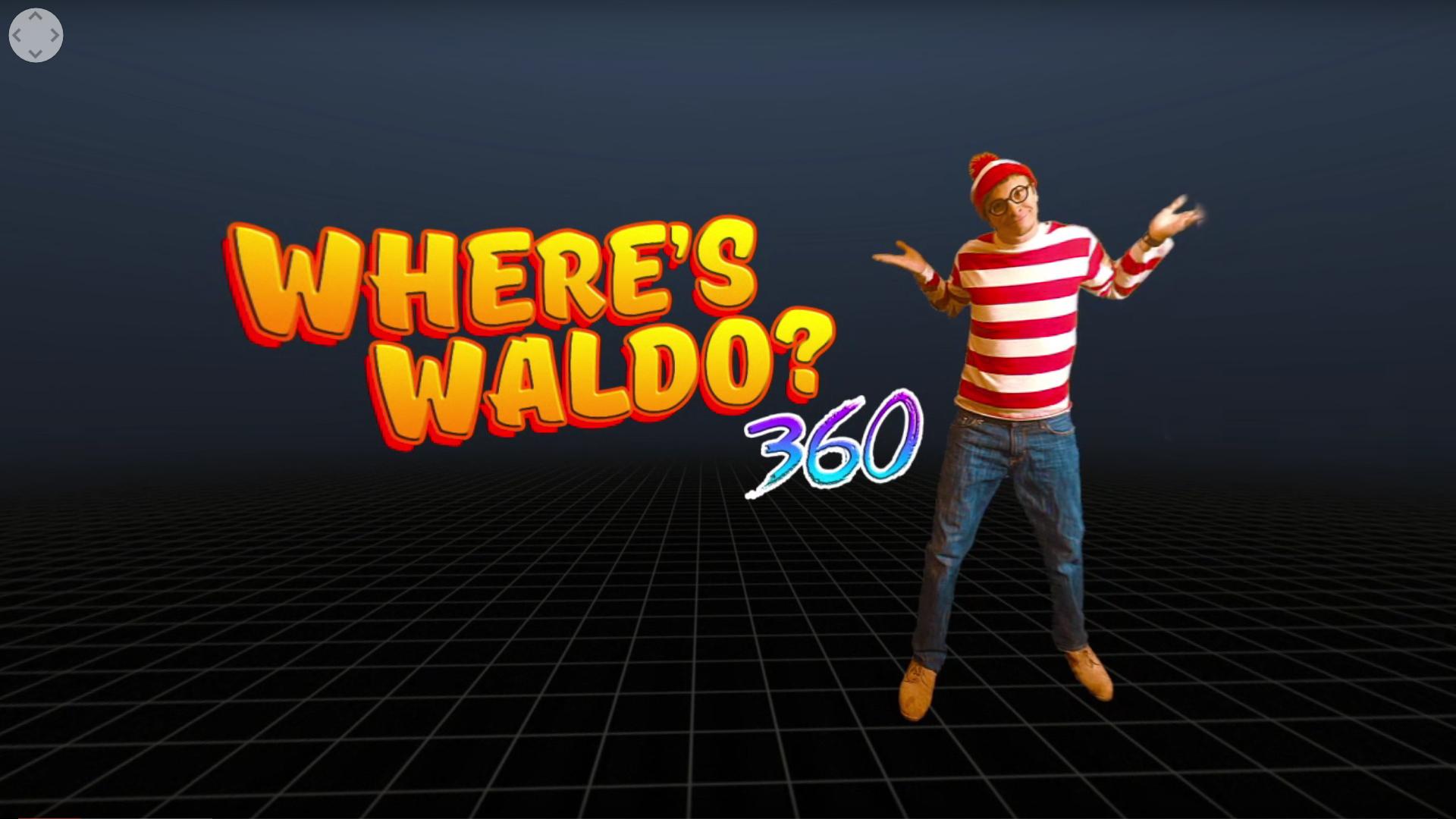 Where's Waldo 360 Mettle SkyBox Studio