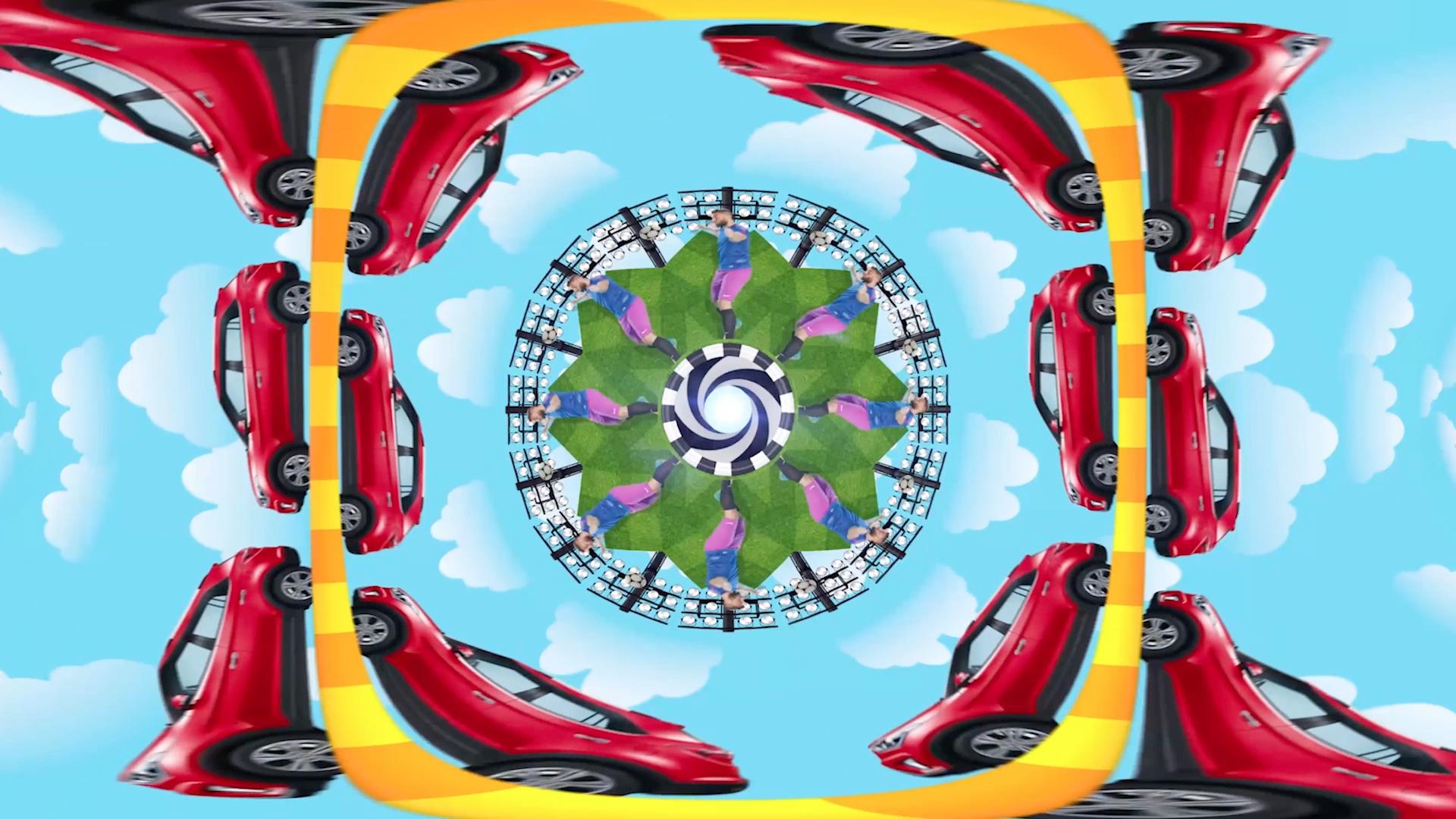 Kaleidoscope Hyundai Creta
