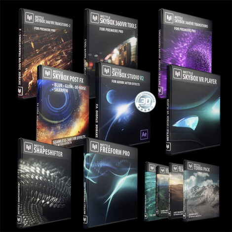 Mettle Mega Suite 11 plugins and project files