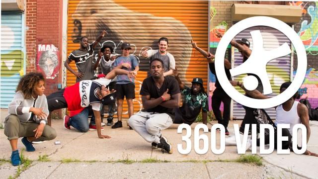 Teach One: 360 Video Dance Series   FlexN