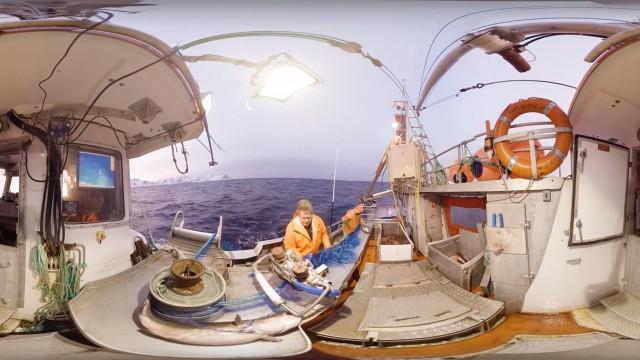 360° SKREI Fishing in Norway   IVAR