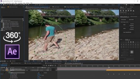 Part 2: Advanced Object Removal from 360 Footage | Skybox Studio V2