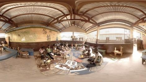 Bangui l'Oubliée (Bangui the Forgotten)   VR Short Film
