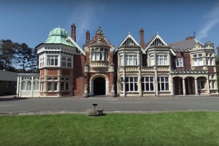 Bletchley Park 360 tour: How Britain cracked Nazi Enigma