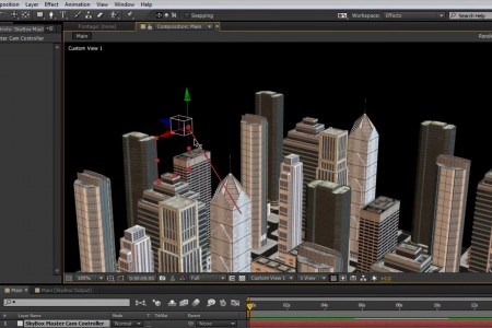 How to Create 360° Videos in Adobe After Effects | Charles Yeager