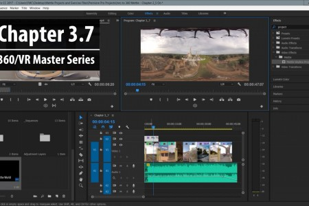 Chapter 3.7: Working With SkyBox 360/VR Tools for text and graphics   360/VR Master Series