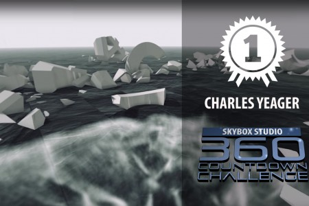 1st Prize | Charles Yeager | SkyBox Studio 360 CountDown Challenge