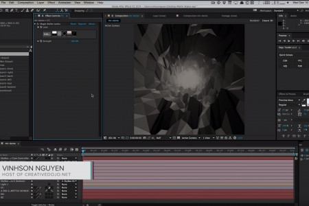 After Effects: Create 360 YouTube Videos & Environments with Mettle SkyBox Studio