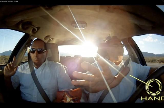 Eric D. Kirk Doritos Commercial