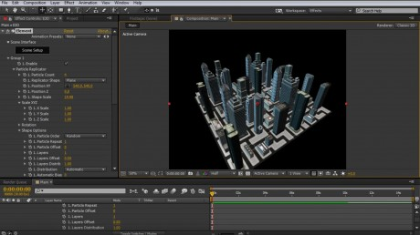 How to Create 360° Video in After Effects   SkyBox Studio   E3D