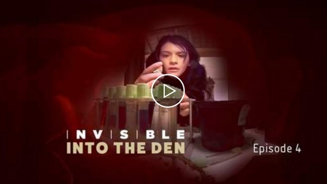 """""""INVISIBLE"""" Episode IV: Into the Den 