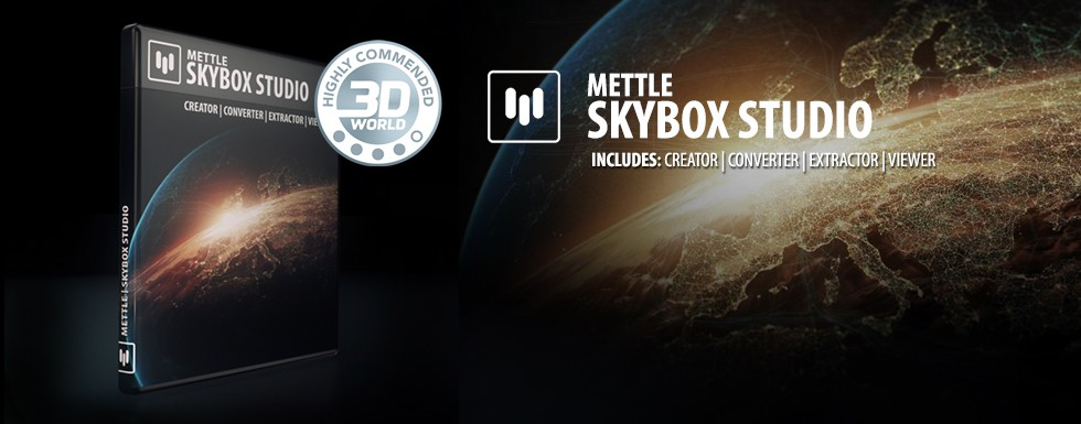 mettle 3D VR plugin