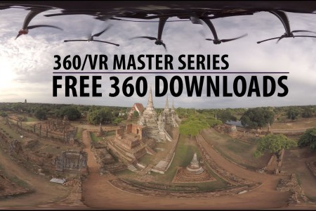 Free 360 Video Downloads Page  360/VR Master Series