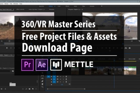 Free Project Files + Assets   Download Page   360/VR Master Series