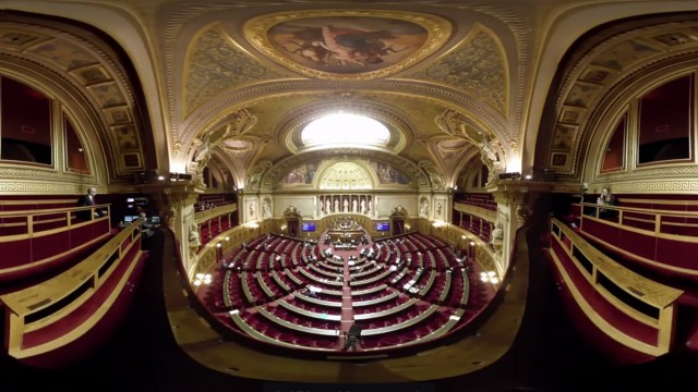 360° French Senate | TARGO