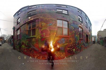 Graffiti Alley | VR Short Film