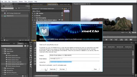 How To Register SkyBox 360/VR Tools in Premiere Pro