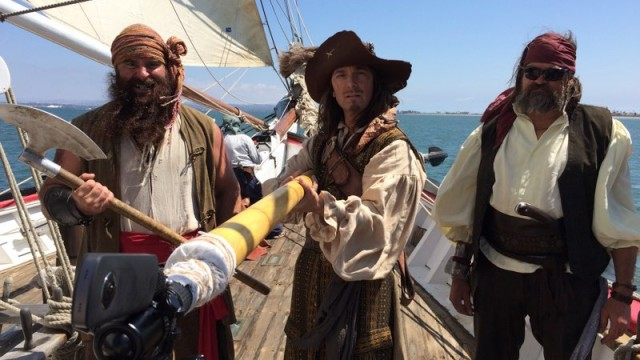 """Fowl Seas"" 360/VR Pirate Adventure for GoPro | Light Sail VR"