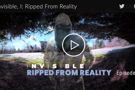 """""""INVISIBLE"""" Episode I: Ripped From Reality 