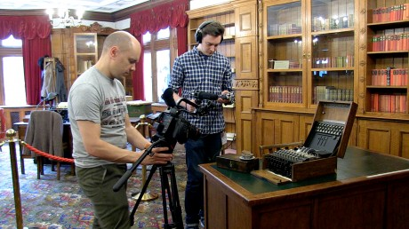 Bletchley 360 Behind The Scenes: C|NET