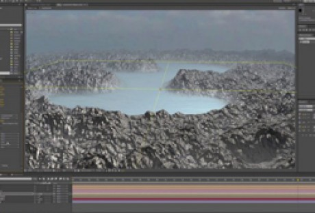FreeForm Pro Version 1.5 Displacement Noise, Fog and Mist.