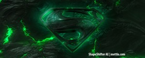 Kryptonite Superman