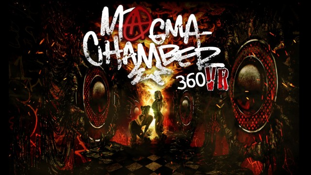 Magma Chamber 360 VR | Mix Master Mike