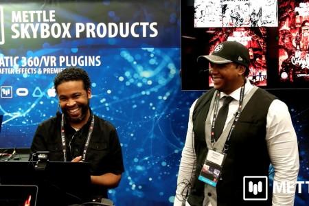 Magma Chamber 360 VR | Delivering a compelling 360/VR Music Video Experience | Adobe Max 2016 | Jonathan Winbush + Tony Washingtom