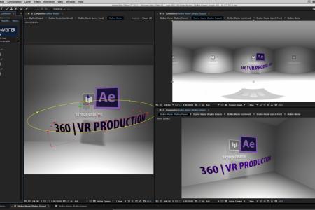 360-VR Room | SkyBox Studio | MEC