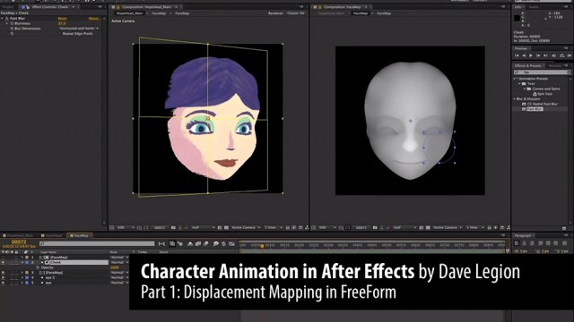 Part 1: Character Animation in After Effects by Dave Legion | Mettle