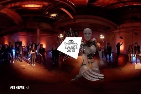 Red Bull Elektropedia Awards 360 Video | Fisheye VR | SkyBox Studio