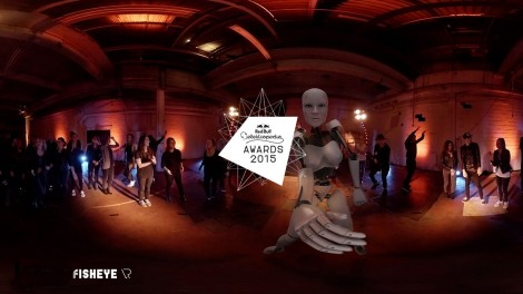 Red Bull Elektropedia Awards 2015   Fisheye VR