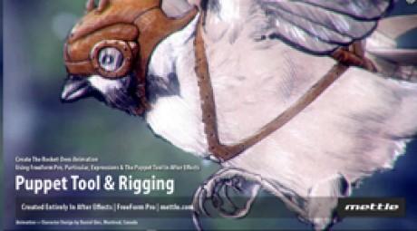 Rocket-Dees Tutorial: Puppet Tool & Rigging