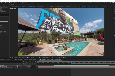360/VR Post Techniques | SkyBox Studio V2 | James Markham Hall