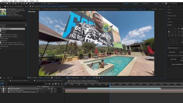 360/VR Post Techniques   SkyBox Studio V2   James Markham Hall
