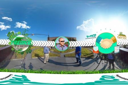 Tremco Vegetated Roof Program | 360 Video