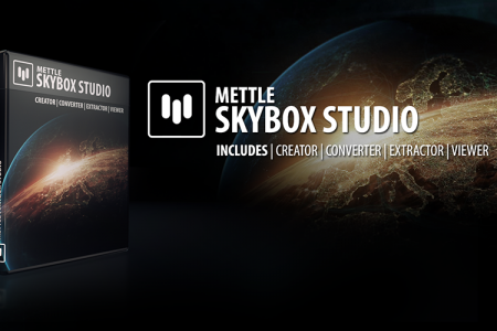 SkyBox Studio 360/VR Production Tools for After Effects Now Available!