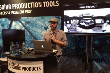 Mercedes-Benz – Loki 360° Production Workflow | Steven Frisbey