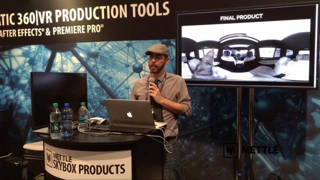 Mercedes-Benz – Loki 360° Production Workflow   Steven Frisbey