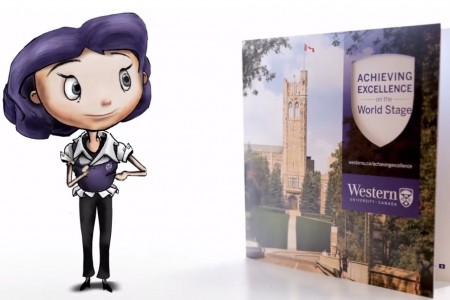 Character Animation at Western University