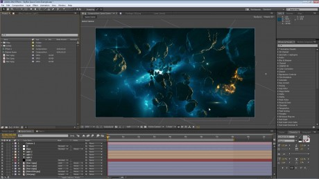 Make a 360° Video from an Existing After Effects 3D Project File   SkyBox Studio V2