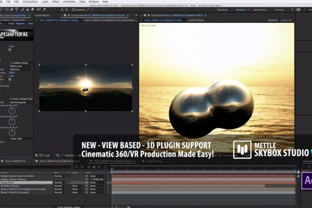 SkyBox Studio Version 2 | How to Work with 3D Plugins to Create 360 Video