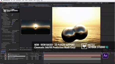 SkyBox Studio Version 2    How to Work with 3D Plugins