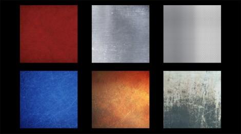 Texture maps 3