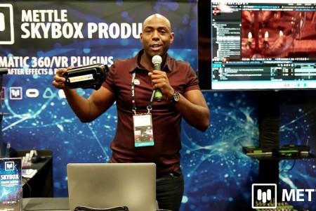 Keys to Creating Great 360/VR Video | James Markham Hall | Adobe Max 2106