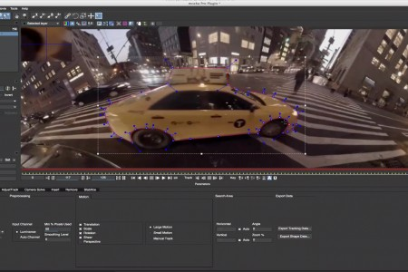 360/VR Workflow Tutorial: mocha Pro 5 plug-in + Mettle Skybox Studio