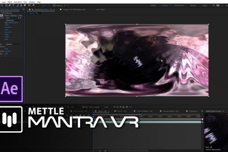 Mantra VR | After Effects | Overview V1.27
