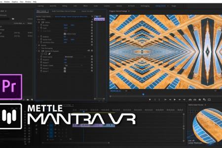 Mantra VR | Premiere Pro | Overview V1.27