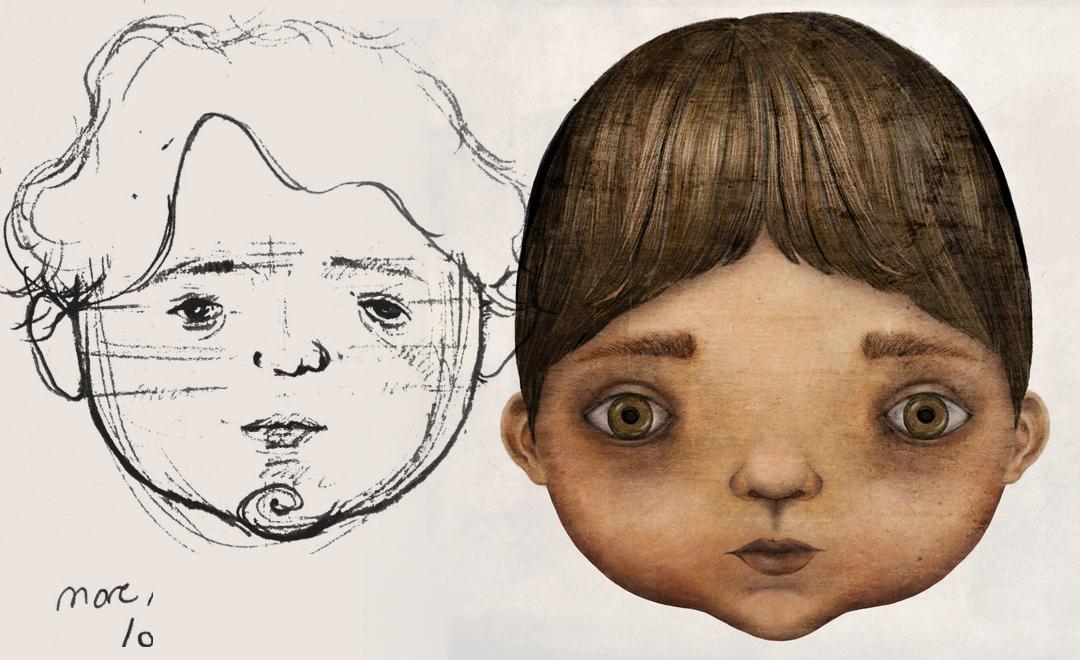 Character Design Internships Nyc : Beluga by ji inn jung freeform pro mettle